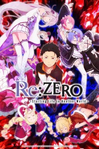 Re Zero kara Hajimeru Isekai Seikatsu Vostfr